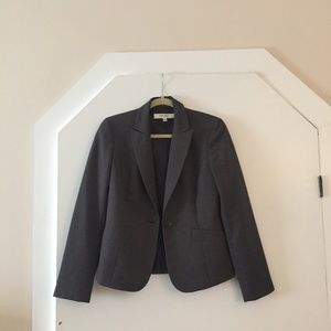 Nine West gray blazer, size 4